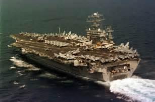 US Navy Aircraft Carrier Nimitz