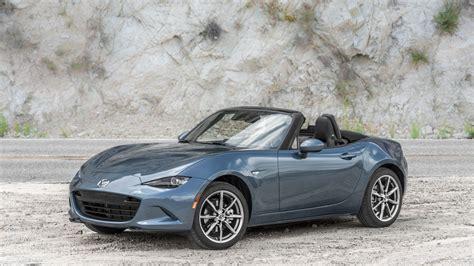 2016 Mazda Miata Mx-5 Tested