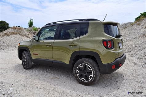 2015 Jeep Trailhawk Review by 2016 Jeep Renegade Trailhawk Review