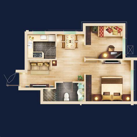 floor plan  psd blocks kit  behance