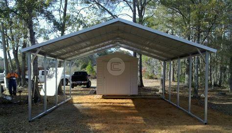 metal carport metal barn central