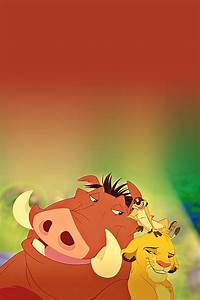 FREEIOS7 | lionking-freinds - parallax HD iPhone iPad ...