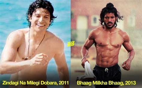 indian actors  transformed  bodies amazingly