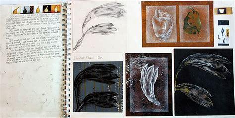 igcse art  design  exemplary coursework project