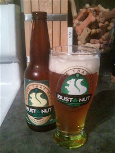 Dogg Beer Blog Review Bust Nut Original Ale