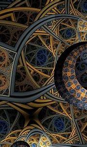3D Fractal Wallpapers - Wallpaper Cave