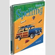 Acsi Purposeful Design Spelling  Exodus Books