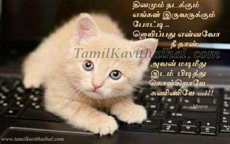 cat latest tamil quotes   kavithaigal