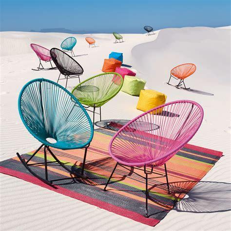 fauteuil a bascule maison du monde h 235 ll 248 fauteuils transats et hamacs pour buller au jardin h 235 ll 248 blogzine
