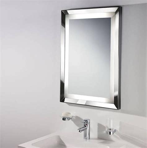 Chrome Framed Bathroom Mirror by 15 Photo Of Fancy Bathroom Wall Mirrors