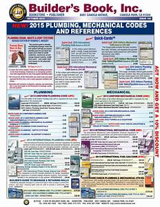 Plumbing  Mechanical Codes  U0026 References