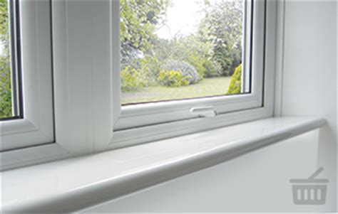 Pvc Indoor Window Sill by Pvcu Window Sills Plastic Trim Suppliers Eurocell
