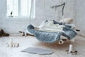 Fauteuil Cocon Suspendu : le fauteuil suspendu un cocon dans votre maison ~ Melissatoandfro.com Idées de Décoration