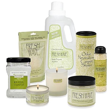 fresh wave odor neutralizing products bed bath