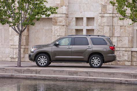 toyota sequoia prices  reviews