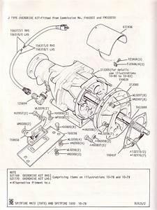 J Type Overdrive Kit   Canley Classics