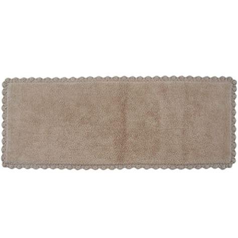 jcpenney bathroom runner rugs chesapeake merchandising crochet 22x60 quot bath runner rug