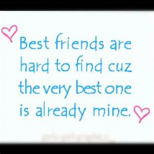 #best #friend #BFF #live #life #hard #mine #happy #fun #fu ...