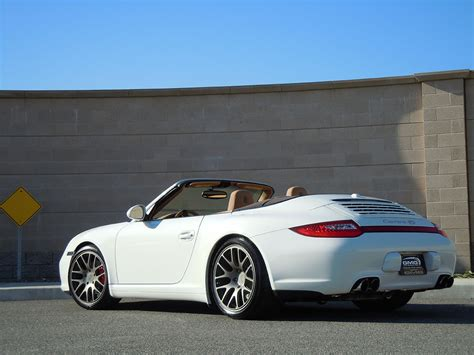 Porsche 997 Cab by 997 Cab Gmg Racing