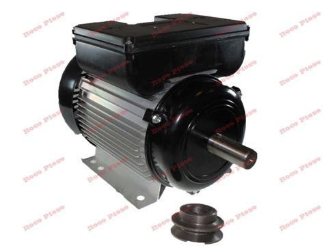 Dedeman Motor Electric by Motor Electric Monofazat 2 2kw 3000 Rpm Rusia