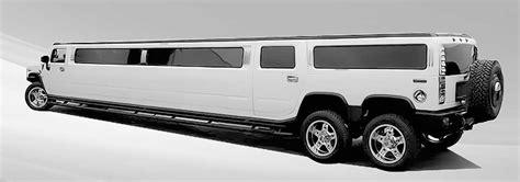 Hummer Limousine by Limousine Rentals Hummer Limousine