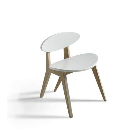 chaises enfants chaise enfant pingpong blanc chêne oliver furniture pour