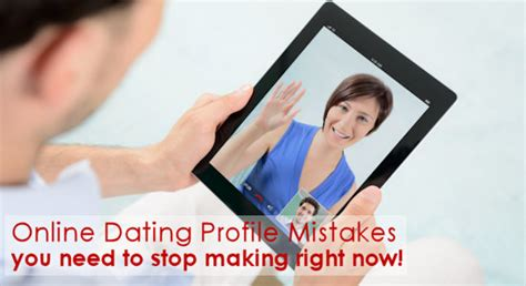 Online Dating Profile Mistakes You Need To Stop Making
