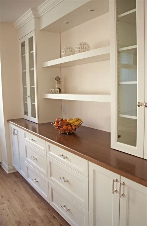 using wall cabinets for bar custom dining room built in would be beautiful along the