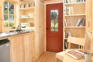 Tiny Homes Interior by The Tumbleweed Tiny House Company