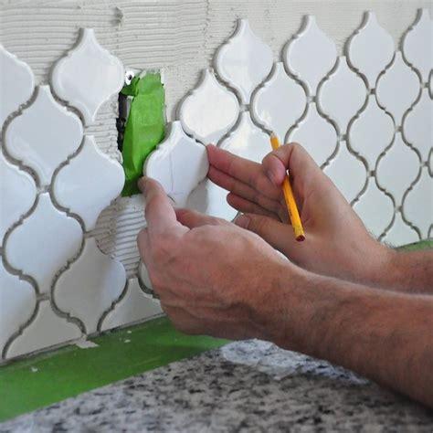 tiles and backsplash for kitchens how to install kitchen backsplash lantern tile excellent
