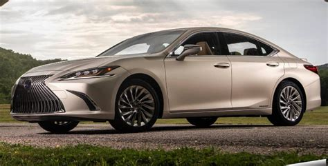 2019 lexus hybrid 2019 lexus es 300h hybrid colors release date redesign