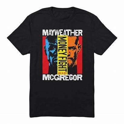 Mcgregor Mayweather Fight Money Floyd Conor Pop