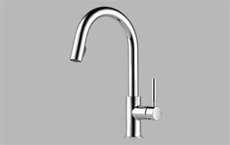 63020 Brizo Solna Single Handle Pull-down Kitchen Faucet