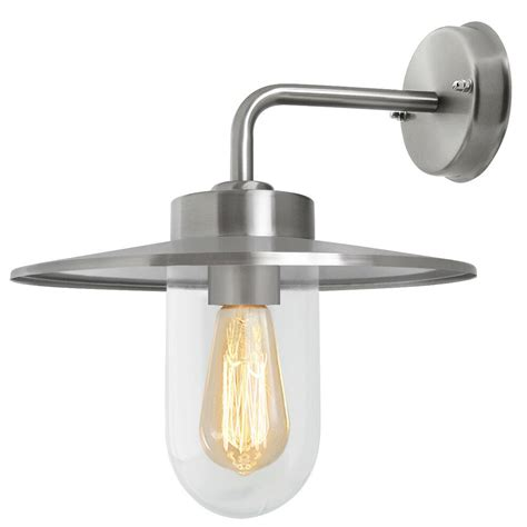 outdoor stainless steel wall light ip44 down light