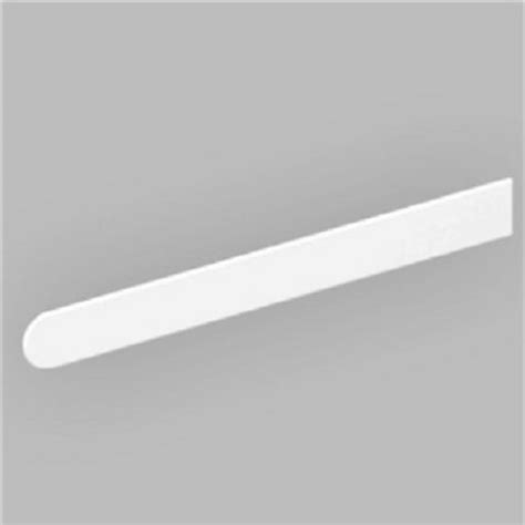 Window Sill Caps by Bullnose White Window Sill End Caps