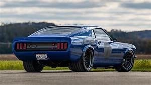 Ringbrothers brings 1969 Ford Mustang Mach 1 build to SEMA 2019