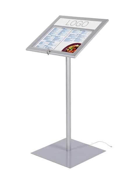 porte menu lumineux exterieur porte menu lumineux sign capitale