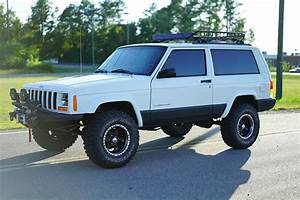 Davis Autosports Jeep Cherokee Sport Xj Lifted For Sale