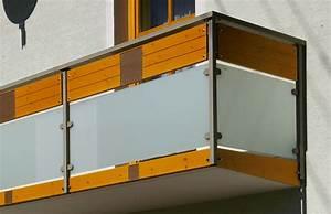 Balkongeländer Pulverbeschichtet Anthrazit : gl2603 balkongelaender seitlich1 ~ Michelbontemps.com Haus und Dekorationen