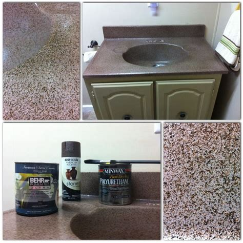 Spray Paint Countertops - 17 best ideas about spray paint countertops on
