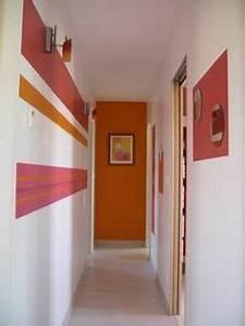 quelle couleur pour mon entree et ma montee d39escalier With good peinture salon 2 couleurs 5 peinture murs de mon entree salon cuisine