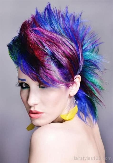 Funky Hairstyles For by Funky Hairstyles