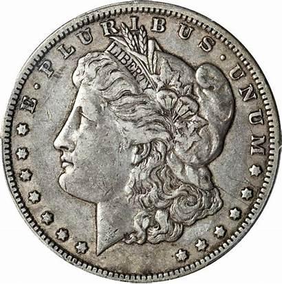 Silver Dollar Morgan Value 1882 Cc Dollars