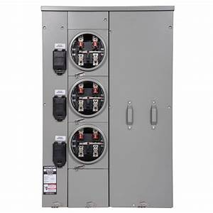 300 Amp Residential Electrical Panel
