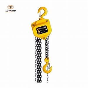 Chain Block Manual Chain Hoist
