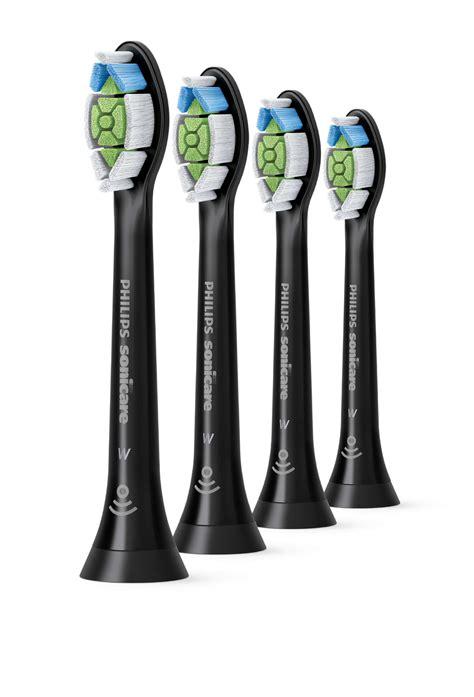 W DiamondClean Standard sonic toothbrush heads HX6064/95