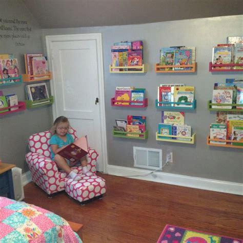 Ikea Bekvam Spice Racks Used As Kids Bookshelves! Bekvam