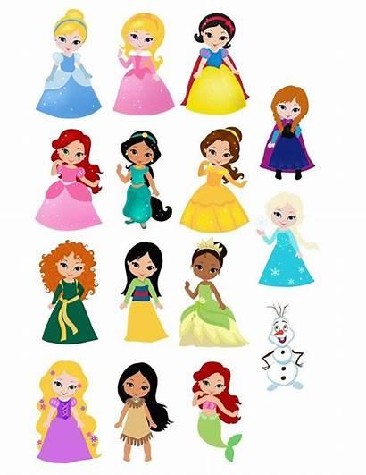 Princess Disney Princesses Birthday Super Kawaii Elsa