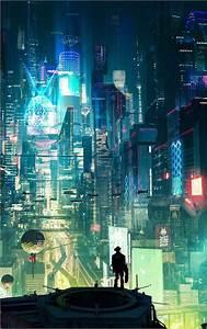 Cyberpunk, Wallpaper, Vertical, 4k