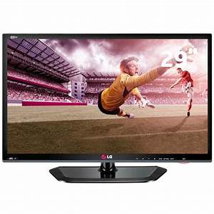 Tv Monitor Led 29 U0026quot  Hd Lg 29ln300b Com Conversor Digital E